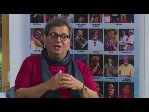 Mr. Subhash Ghai - Indian Film Director, Producer and Screenwriter