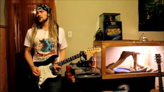 Red Hot Chili Peppers - Turn It Again - Cover by Lane Argue