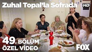 Ana yemek nasıl yorumlar aldı? Zuhal Topal'la Sofrada 49. Bölüm