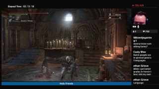 Bloodborne Speedrun Target time 02.10.00 - Challenger wanted - Co-op l8ter #bloodborne