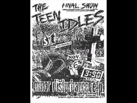 Teen Idles   @ 9:30 Club, Washington, DC, 11680 FINAL SHOW