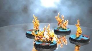 Warhammer Quest: Brimstone Horrors