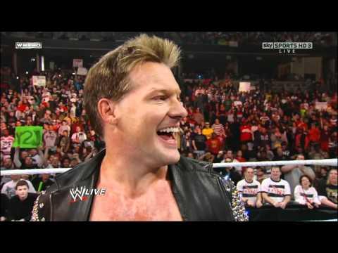 Chris Jericho's Return to WWE 2012 [HD]