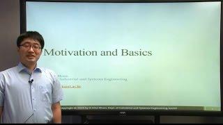 (기계 학습, Machine Learning) Week 1 Motivations and Basics | Lecture 4 Probability and Distribution