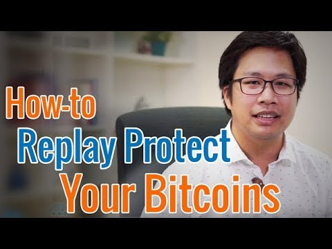 How-To Protect Your Bitcoins From Replay Attack