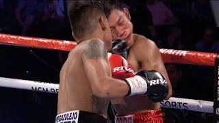 Look back at Navarrete's amazing win over Elorde