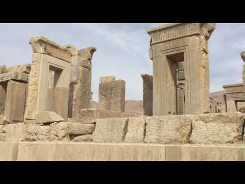 Persépolis & Naqsh-e Rustam - Projeto 101 Países