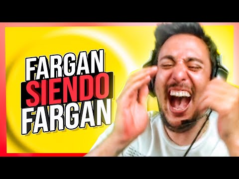 REACCIONO al MEJOR FARGAN SIENDO FARGAN (No puedo con la risa...)