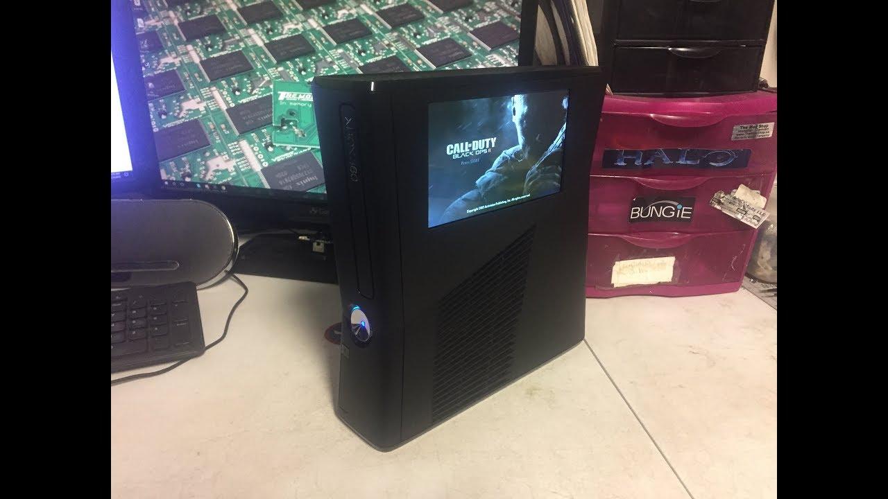 Xbox 360 Slim Xbox 360 Slim w/ Built...