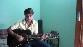 Unplugged Main shayar to nhi - Guitar + Karaoke - APURV