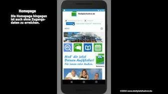 SPF-Mobil Login-Beschreibung