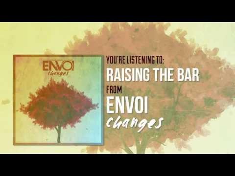 Envoi - Raising the Bar (Official Lyric Video)