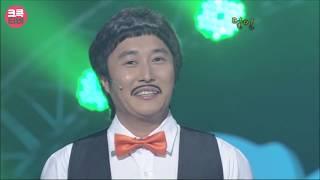 크큭티비 : 080601 447회 개그콘서트 달인2 김병만, 류담, 노우진