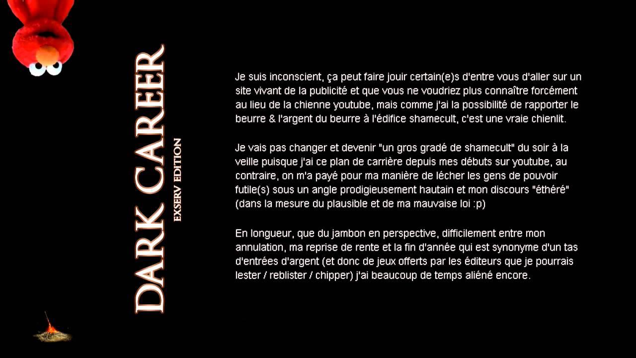 dark career 2 exserv edition 20 hd 720p - Mesure D Angle Synonyme