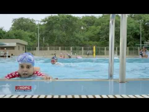 HDFC MF - Swimming Pool