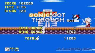 White Sonic in Sonic & Knuckles (SHC 16) :: Longplay (720p/60fps)