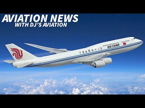 AEGEAN Order the A320neo ● AIR CHINA New AIRCRAFT | AVIATION NEWS