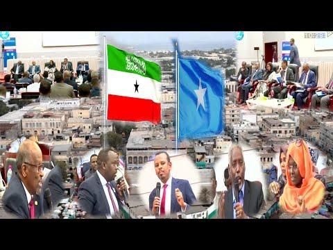 Dood Xasaasi ah oo Dhex-martay Masuuliyiinta Somaliland iyo Soomaaliya iyo Xogta Ku Lammaan