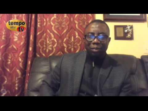 TOGO - Le Professeur parle du Report de la Marcche de la C14