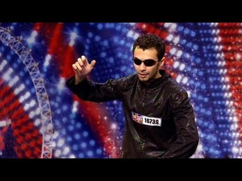 Видео: Razy Gogonea - Britains Got Talent 2011 Audition - itv.comtalent