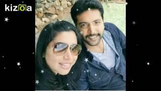 Senthoora Jayam Ravi & Aarthi Ravi 8th year wedding anniversary edit