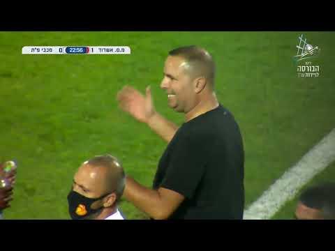 Ashdod Maccabi Petach Tikva Goals And Highlights