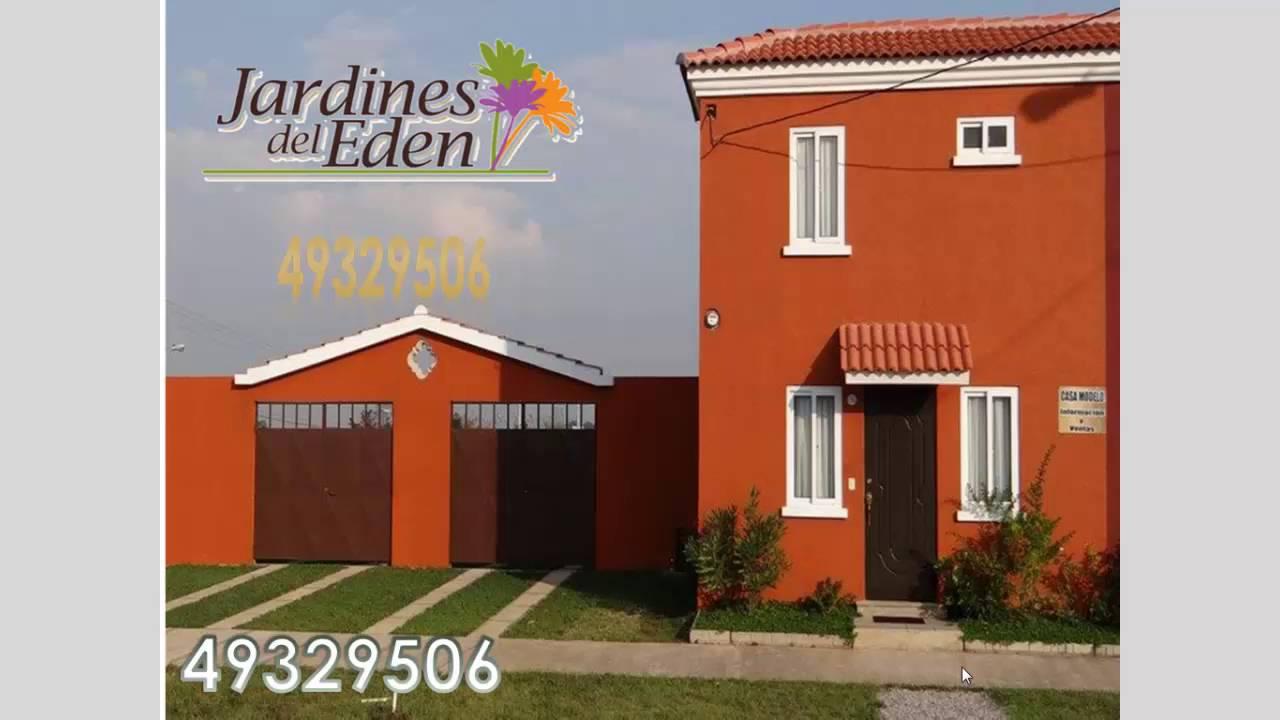 Condominio jardines del ed n cdad quetzal guatemala for Los jardines del eden