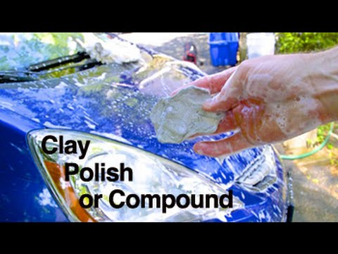 When to Compound vs Polish vs Clay