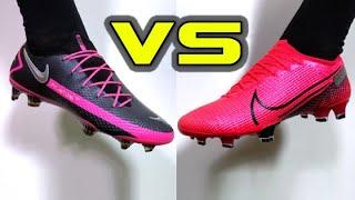 WHAT'S THE DIFFERENCE? - Nike Phantom GT Elite vs Nike Mercurial Vapor 13 Elite