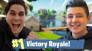 EPIC DUO POTJE w/ Wouter! | Fortnite Battle Royale