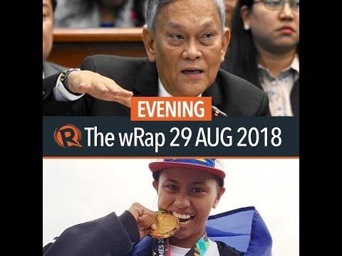 Martial law in Mindanao, Xiamen air, Game of Thrones | Evening wRap