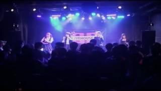 4/30 LIVE HOUSE D'にて行われたお披露目のライブ映像.