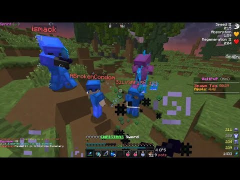 [VeltPvP] SOTW TRAPPING + FOUND SPAWNED IN ITEMS IN TALIBANS BASE - MiniHCF [1]