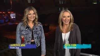 3 little words in 3 little seconds with Lauren Alaina - CMT Hot 20 Countdown