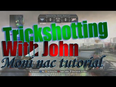 Trickshotting With John(Monie Nac Tutorial)