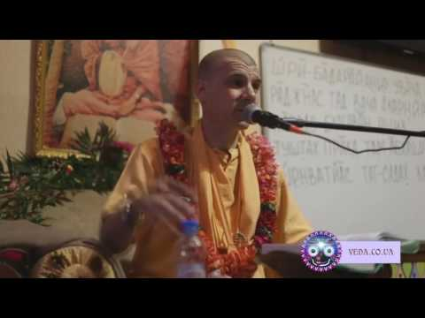Бхагавад Гита 2.56 - Бхакти Расаяна Сагара Свами