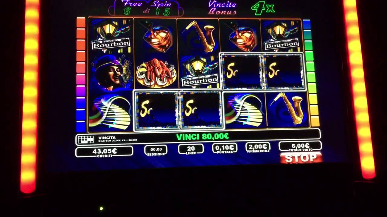 Vlt big easy