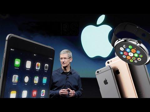 iPhone 5se, iPad Air 3, Apple Watch S : les rumeurs