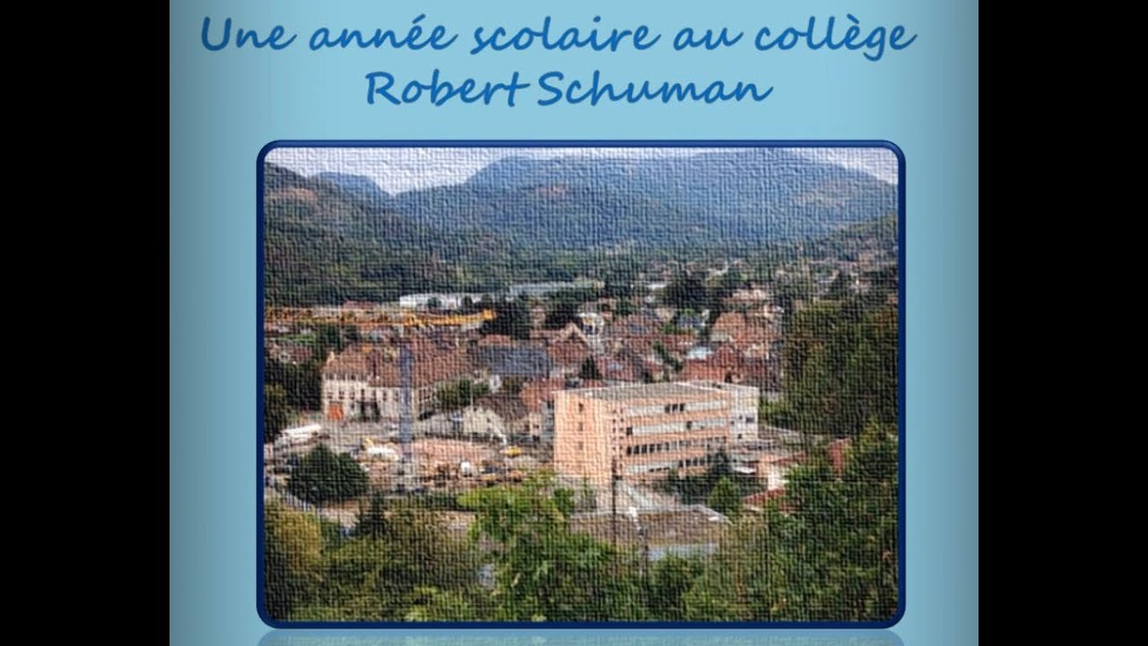 Les Temps Forts 2018 2019 College Robert Schuman
