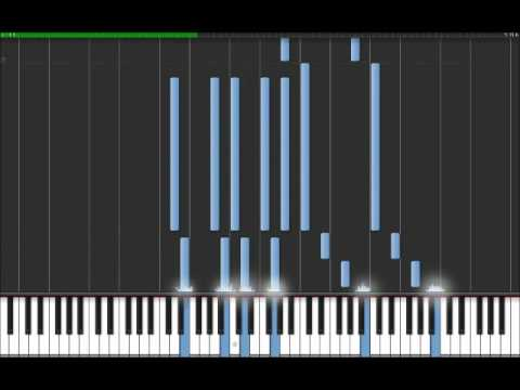 Still Got The Blues - Gary Moore (Easy Piano Tutorial) in Synthesia (100% speed)
