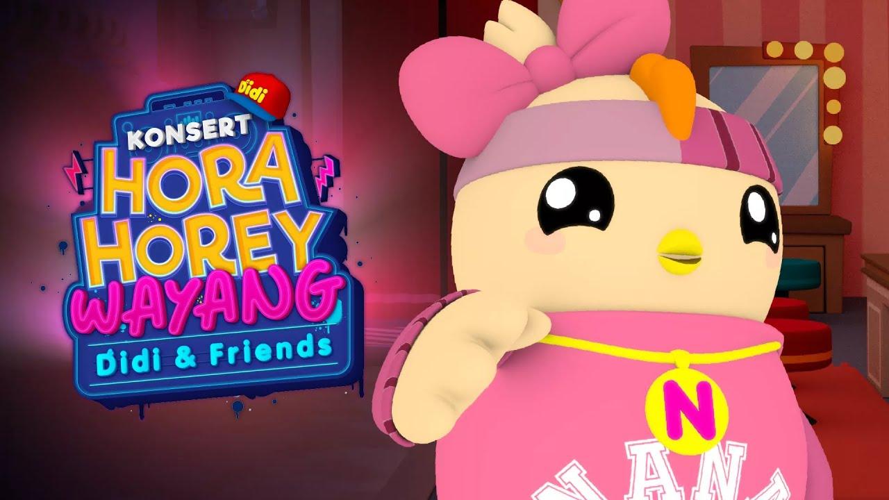 PROMO | Jom Tengok Konsert Hora Horey Wayang Didi & Friends di Astro First