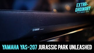 Yamaha YAS-207 changed Jurassic Park for us | Extraordinary Tech