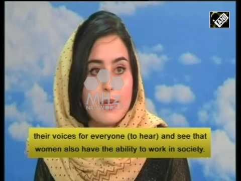 Afghanistan News (19 May, 2017) - Women TV channel in   Afghanistan launches this weekend