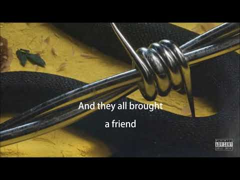 Post Malone - Rockstar Lyric Video Eng sub 320kbps