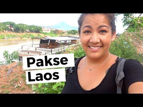Siem Reap To Pakse, Laos //Laos Travel