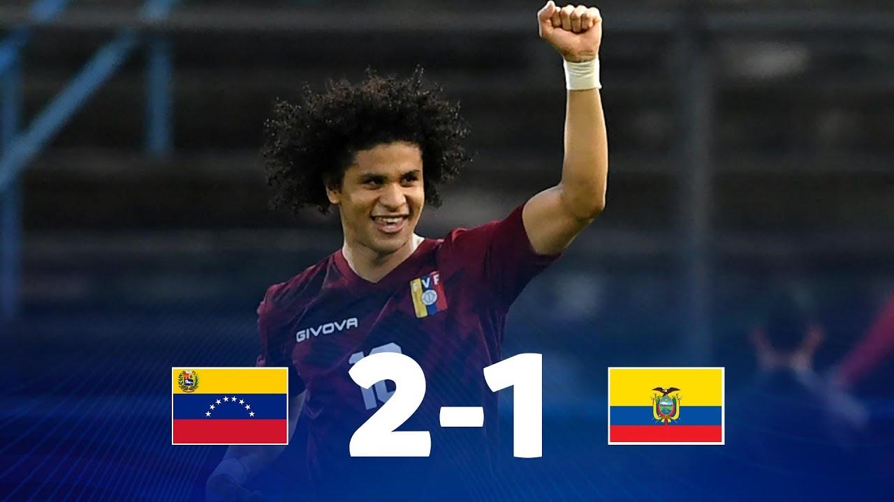 Download Eliminatorias   Venezuela 2-1 Ecuador   Fecha 5
