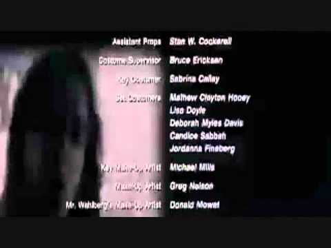 Mark Wahlberg ROCK STAR End Credits