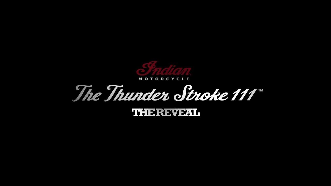 The Thunder Stroke 111™: The Reveal