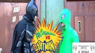 FROGMAN VS. BATMAN