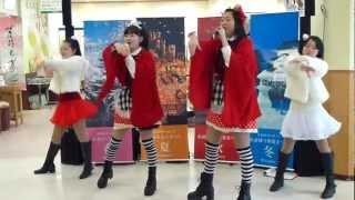 2013/02/23 みやぎ生協セラビ幸町店 『パワーアップる!弘前産りんごP...